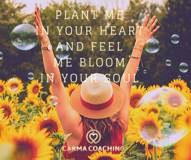Plant me in your heart